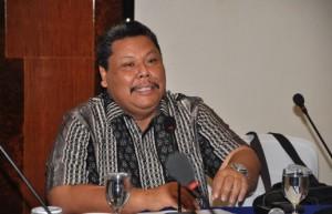 Mantan Ketua Badan Pengawas Pemilu (Bawaslu), Bambang Eka Cahya Widodo