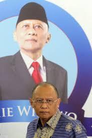 Bakal calon Presiden (Capres) Konvensi Partai Demokrat Pramono Edhie Wibowo