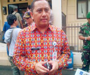 Kepala Dinas Pendidikan Kota Depok, Herry Pansila