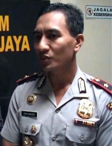 Kapolsek Sukmajaya, Depok, Komisaris Polisi (Kompol), Agus Widodo
