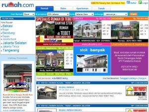 Data terbaru dari comScore—lembaga riset terkemuka yang mengukur aktivitas website—menunjukkan bahwa Rumah.com saat ini merupakan portal properti terdepan di Indonesia