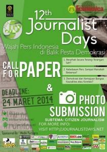 journalist days