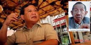 Sumitro dan Prabowo