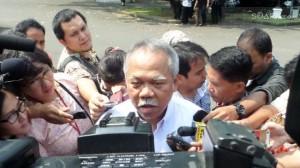 Dirjen Penataan Ruang Kementerian Pekerjaan Umum, Basuki Hadimuljono. [suara.com/Bowo Raharjo]